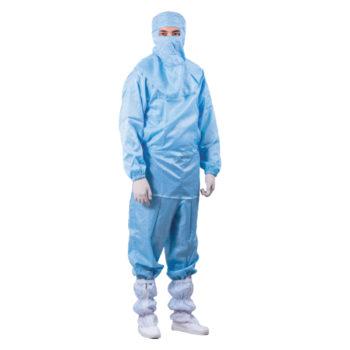 Технологическая одежда для чистых помещений класса 5-6