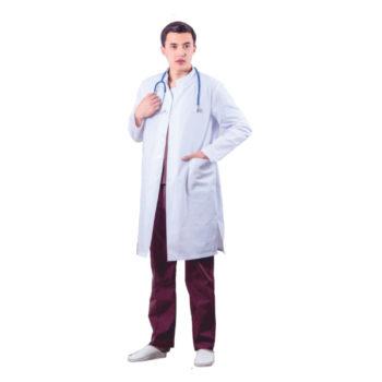 Халат медицинский мужской модель 0118