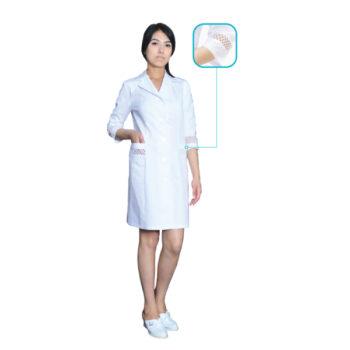 Халат медицинский женский модель 0135