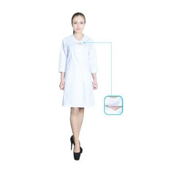 Халат медицинский женский модель 0170