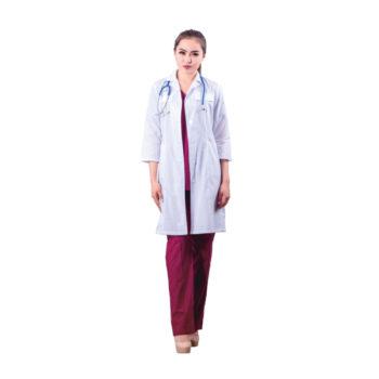 Халат медицинский женский модель 017