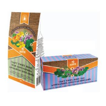 Фито-чай при кожных заболеваниях